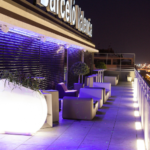 Rooftop bars in Valencia