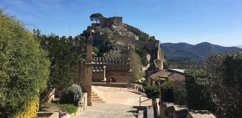 Xàtiva-kasteel