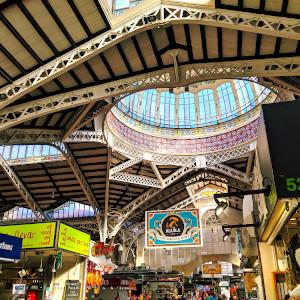 Mercado Central in Valencia: de mooiste markt van de stad